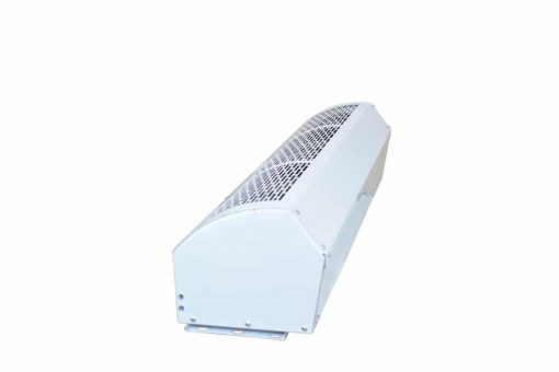 Air Curtain in Dual Speed - Slotted Metal Body with Powder Coated Chassis for Commercial Application